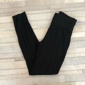 Very High Waisted Cotton Leggings, thicker